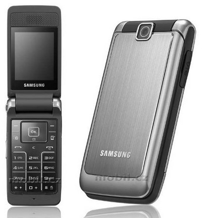 Samsung S3600 Entry-level Metallic phone