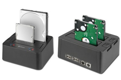Sharkoon QuickPort Duo HDD Dock