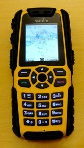 Sonim XP3 - the World's Toughest Phone