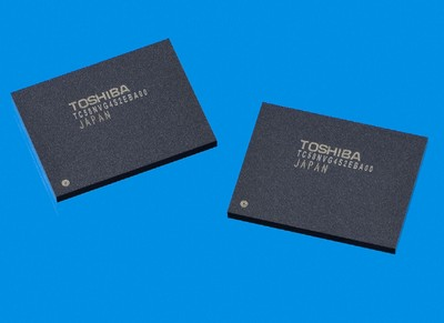 Toshiba 43nm SLC NAND Flash Memory