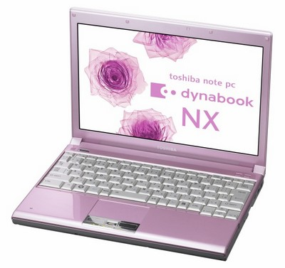 Toshiba Dynabook NX series Notebook PC