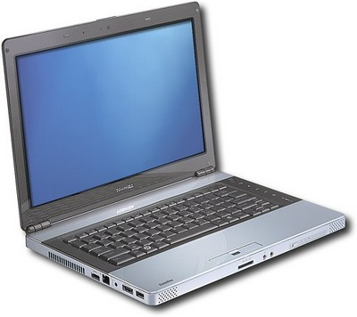 Toshiba Satellite E105 notebook