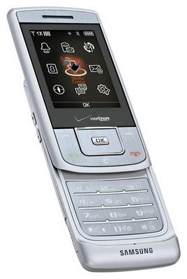 Verizon Samsung Sway SCH-u650 slider
