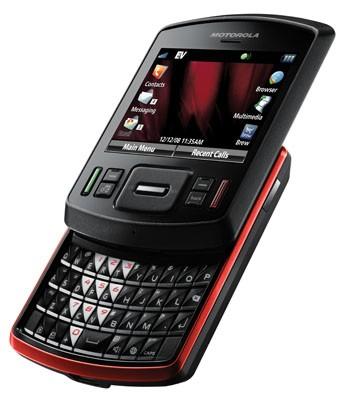 Alltel Motorola Hint QA30 QWERTY Phone