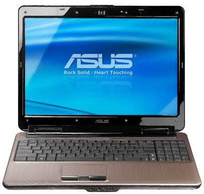 Asus N50Vn and N50Vc Notebook PCs