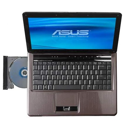 Asus N80Vc and N80Vn Notebooks