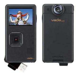 Creative Vado HD 720P Pocket Video Camcorder