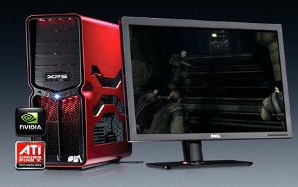 Dell XPS 730x intel core i7 gaming pc