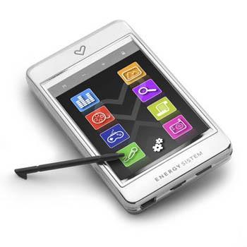 Energy Sistem 4040 Touch PMP