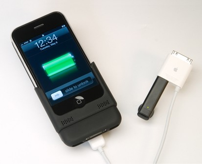 FastMac iV Extended Battery for iPhone