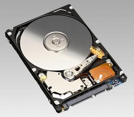 Fujitsu MJA2 CH 2.5-inch HDD 256-bit AES  encryption