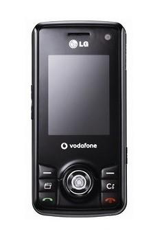 LG KS500 Slider for Vodafone