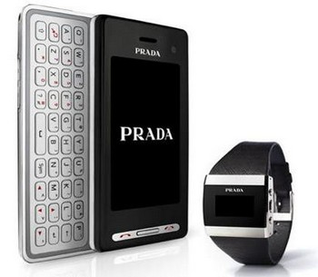 LG PRADA II KF900 PRADA Link Watch