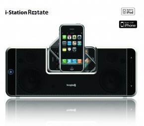 Logic3 i-Station Rotate iPhone / iPod Dock