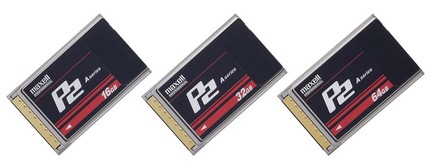Maxell P2C A series P2 Storage Card
