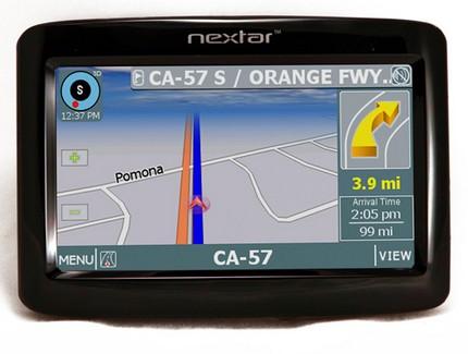 Nextar Q4-01 and Q4-02 GPS Navigators