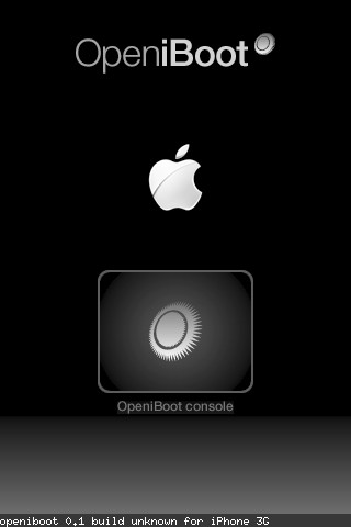 OpeniBoot -iPhone Linux