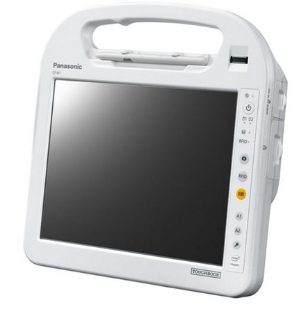 Panasonic Toughbook H1 Mobile Clinical Assistant