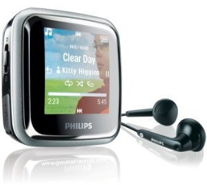 Philips GoGear SA2940 Music Player