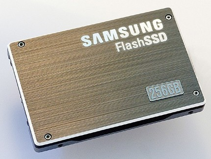 Samsung 256GB Solid State Drive