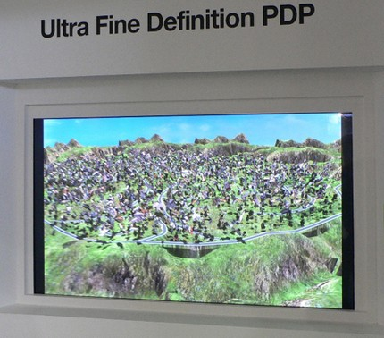 Samsung 63-inch 4kx2k PDP