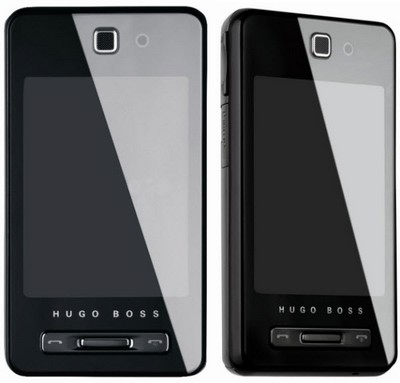 Samsung Hugo Boss F480 Touch Phone