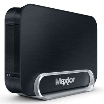 Seagate Maxtor Central Axis Business Edition network storage