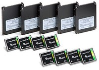 TDK CFG8A U.DMA 6 CF and SDG8A PATA SSD Industrial Storage