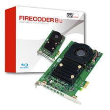 Thomson Firecoder Blu SpursEngine Graphics Card