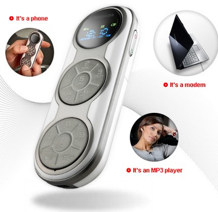 Toshiba G450 - Phone, MP3 Player, HSDPA ModemToshiba G450 - Phone, MP3 Player, HSDPA Modem