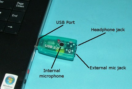 USB MIC PRO - Smallest USB Microphone