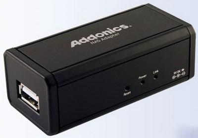 Addonics NAS Adapter - Network your USB Storage