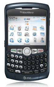AT&T BlackBerry Curve 8320 Smartphone