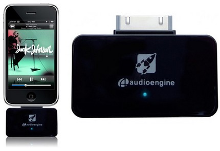 Audioengine W2 Premium Wireless Adapter for iPod