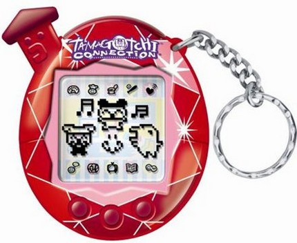 Bandai Tamagotchi Music Star