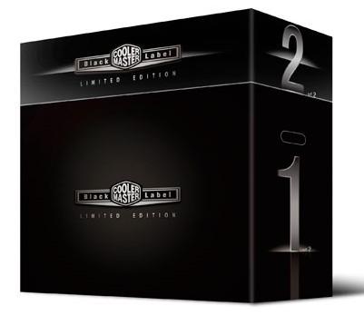 Cooler Master Black Label Limited Edition
