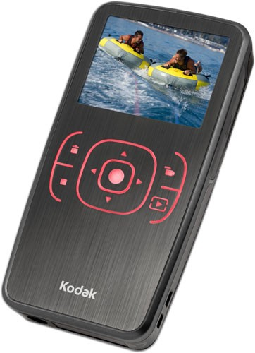 Kodakl Zx1 pocket video camcorder