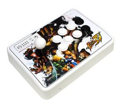 Mad Catz Street Fighter IV FightStick