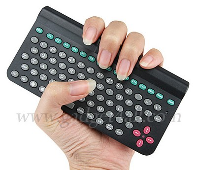 Palm size Mini Bluetooth Keyboard