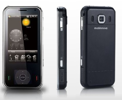 Mobinnova ICE PDA Phone