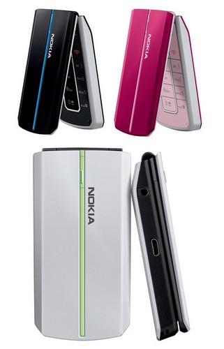 Nokia 2608 CDMA Clamshell