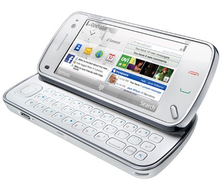 Nokia N97 QWERTY Touch Phone
