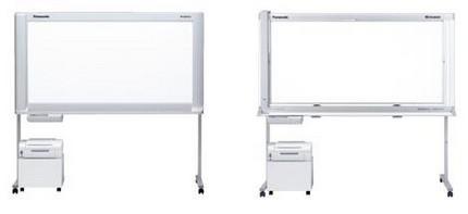 Panasonic UB-5838C and UB-2828C Password-protected Electronic Whiteboards