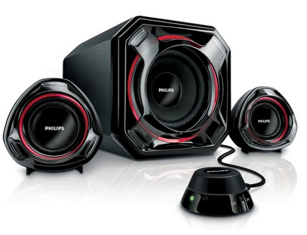 Philips Multimedia Speakers 2.1 SPA5300