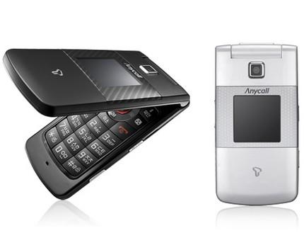 Samsung SCH-W690 Clamshell Phone