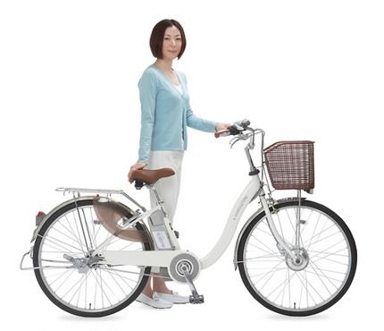 Sanyo eneloop bike - Electric Hybrid Bicycle