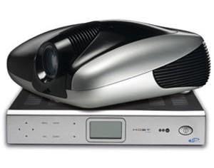 SIM2 Grand Cinema C3X 1080 with LUMIS HOST System