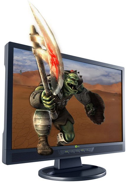 Spatial View Wazabee 19-inch Gaming Display