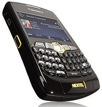 Sprint BlackBerry Curve 8350i for Nextel iDEN