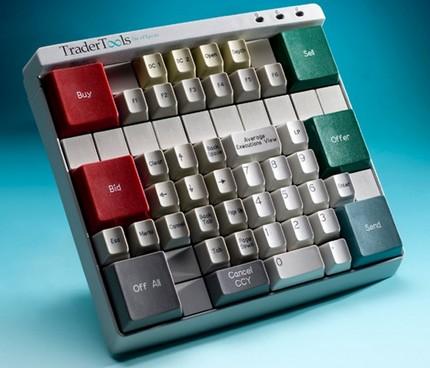 TraderTools AI-1 - Compact Keyboard For Traders